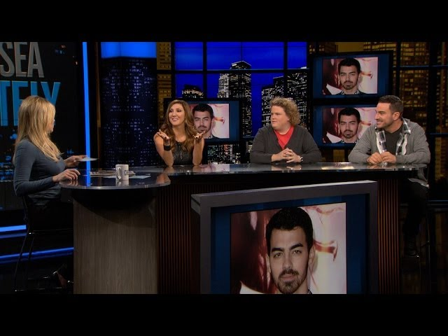 Watch Chelsea Lately Season  - Joe Jonas Lost Virginity to Ashley Greene? Online