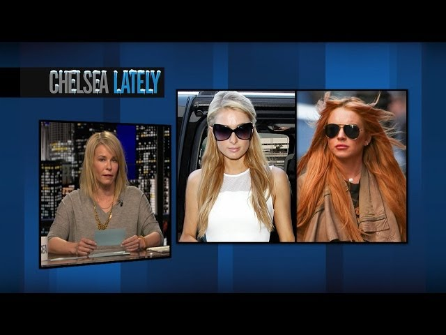 Watch Chelsea Lately Season  - Lindsay Lohan Feuds With the Hiltons Online