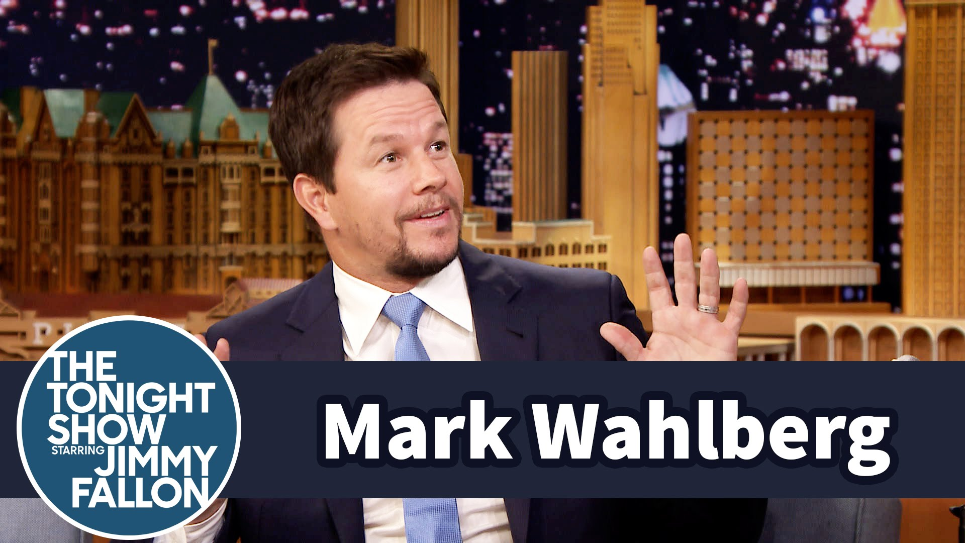 Watch Late Night with Jimmy Fallon Season  - Mark Wahlberg Talked Tom Brady into a Ted 2 Cameo Online