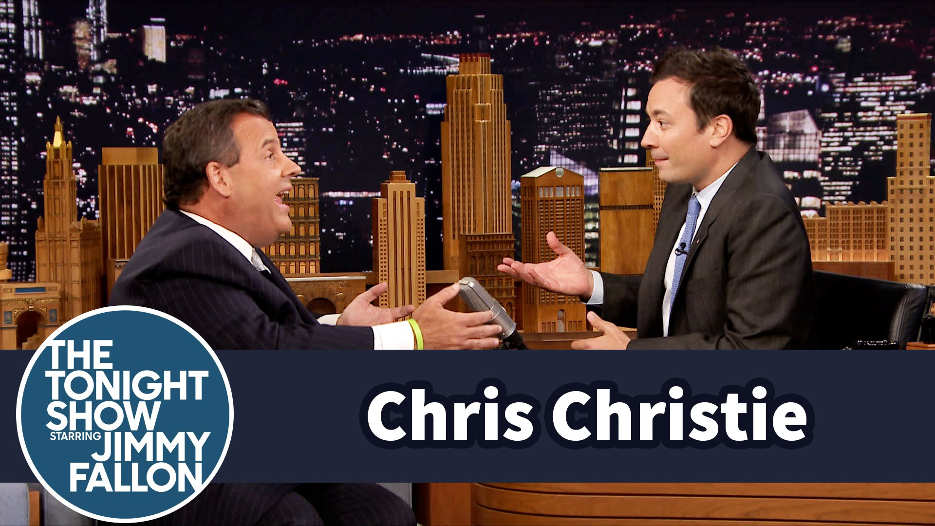 Watch Late Night with Jimmy Fallon Season  - Gov. Chris Christie Went on an Ice Cream Run with Mitt Romney, Marco Rubio Online