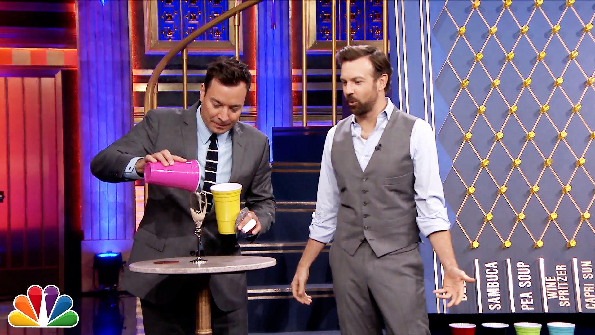 Watch Late Night with Jimmy Fallon Season  - Drinko with Jason Sudeikis Online