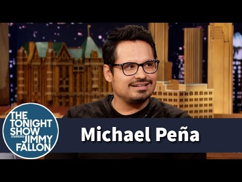 Watch Late Night with Jimmy Fallon Season  - Michael Pea Mimics His Criminal Friend Pablo for Ant-Man Online