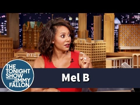 Watch Late Night with Jimmy Fallon Season  - Mel B Is a Terrible Backseat Driver Online