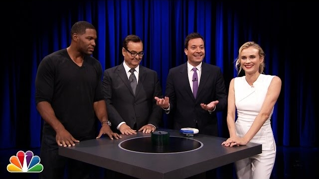 Watch Late Night with Jimmy Fallon Season  - Catchphrase with Michael Strahan and Diane Kruger Online