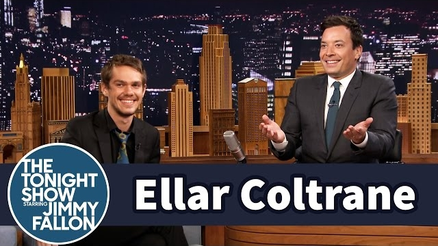 Watch Late Night with Jimmy Fallon Season  - Ellar Coltrane Didn't See Boyhood Footage Until It Was Complete Online
