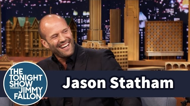 Watch Late Night with Jimmy Fallon Season  - Jason Statham Nearly Drowned Filming The Expendables 3 Online