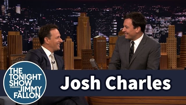 Watch Late Night with Jimmy Fallon Season  - During Commercial Break: Josh Charles Online