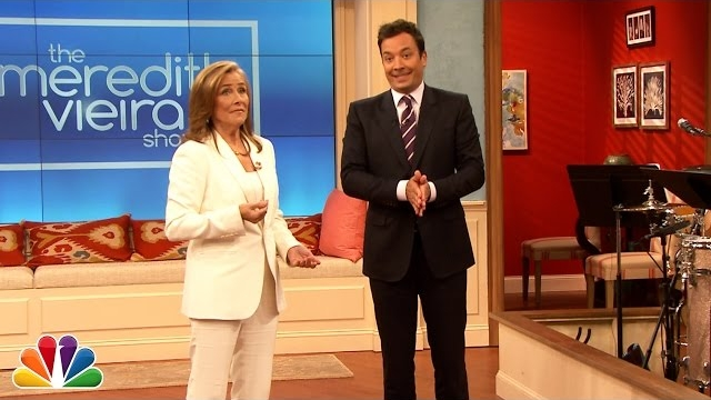 Watch Late Night with Jimmy Fallon Season  - Meredith Vieira Gives Jimmy a Tour of Her Talk Show Set Online