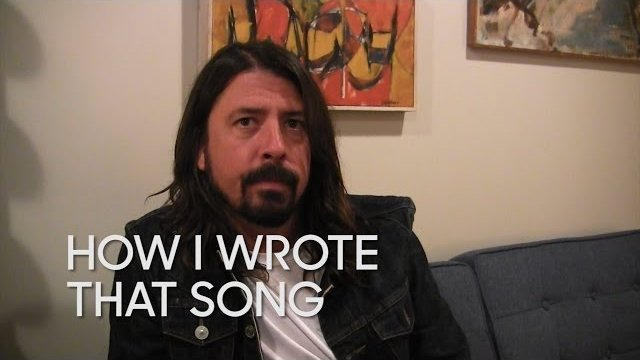 Watch Late Night with Jimmy Fallon Season  - How I Wrote That Song: Dave Grohl / Foo Fighters
