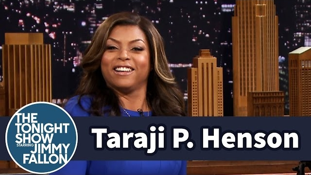 Watch Late Night with Jimmy Fallon Season  - Jimmy Almost Got Taraji P. Henson to Pick Up His Tab Online