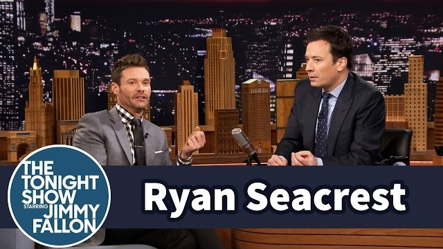 Watch Late Night with Jimmy Fallon Season  - Ryan Seacrest Says Jimmy Has an American Idol Twin Online