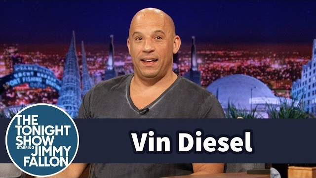 Watch Late Night with Jimmy Fallon Season  - Vin Diesel First Met Paul Walker in the Tonight Show's L.A. Studio Online