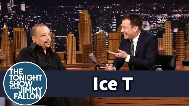 Watch Late Night with Jimmy Fallon Season  - Ice T Sounds Off on Fifty Shades of Grey, Winter Olympics Online