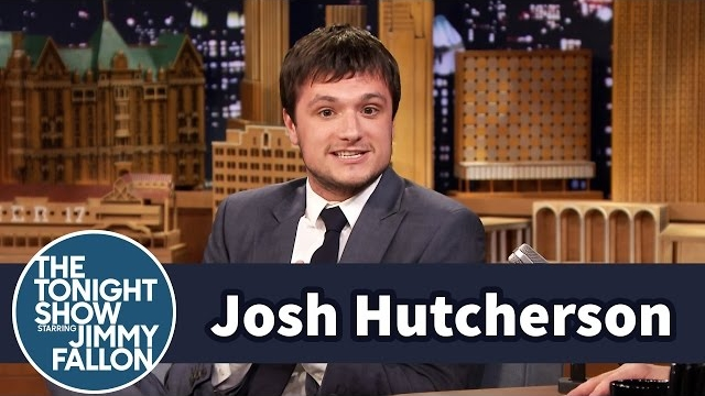Watch Late Night with Jimmy Fallon Season  - Josh Hutcherson Is Worried He'll Drunk Tweet Online