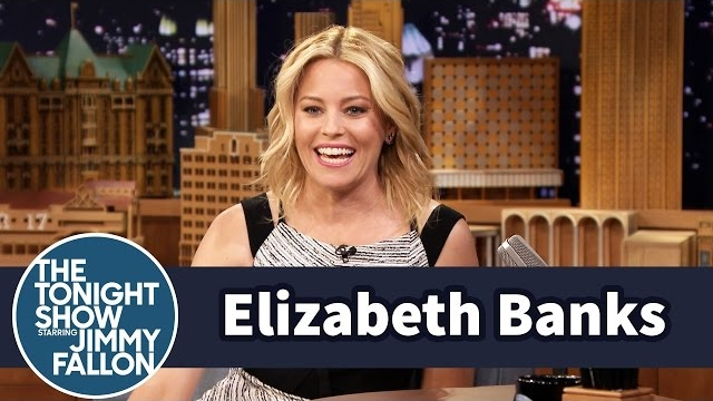Watch Late Night with Jimmy Fallon Season  - Elizabeth Banks' Sons Are Marrying Jimmy's Daughters Online
