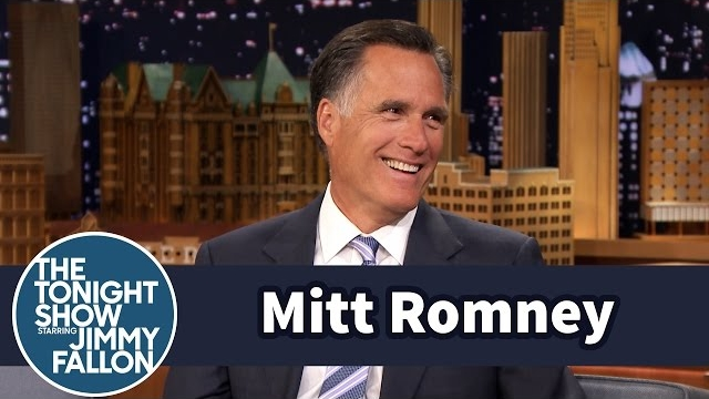 Watch Late Night with Jimmy Fallon Season  - Mitt Romney's Grandson Is Training Him for His Evander Holyfield Fight Online