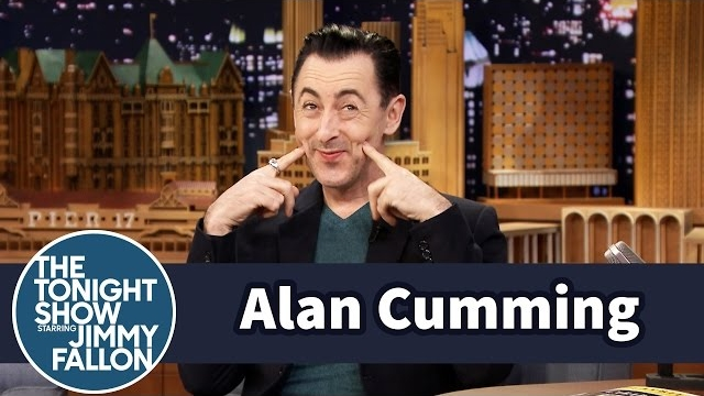 Watch Late Night with Jimmy Fallon Season  - Alan Cumming Talked Helen Mirren into Loving Crocs Online