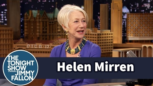 Watch Late Night with Jimmy Fallon Season  - Helen Mirren Accidentally Got Someone Kicked Off the NYC Subway Online