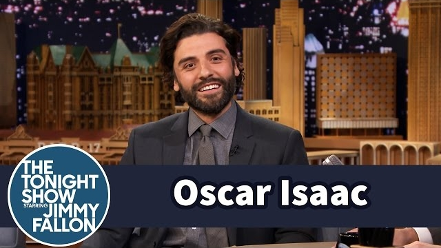 Watch Late Night with Jimmy Fallon Season  - Oscar Isaac's Uncle Scored a Role in Star Wars VII Using T-Shirts Online