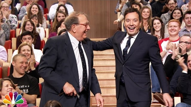 Watch Late Night with Jimmy Fallon Season  - Jimmy Surprises His Father-in-Law with a Special Watch Online