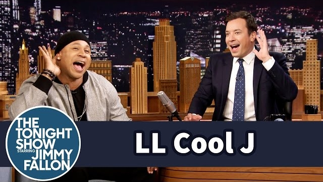 Watch Late Night with Jimmy Fallon Season  - LL Cool J's Littlest Fan Inspires an Impromptu Minivan Rap Online