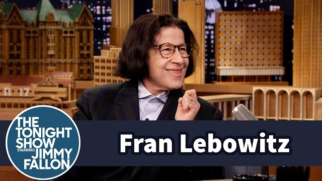 Watch Late Night with Jimmy Fallon Season  - Jimmy Stole Fran Lebowitz's Apartment Online