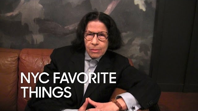 Watch Late Night with Jimmy Fallon Season  - Fran Lebowitz's Favorite New York Things Online
