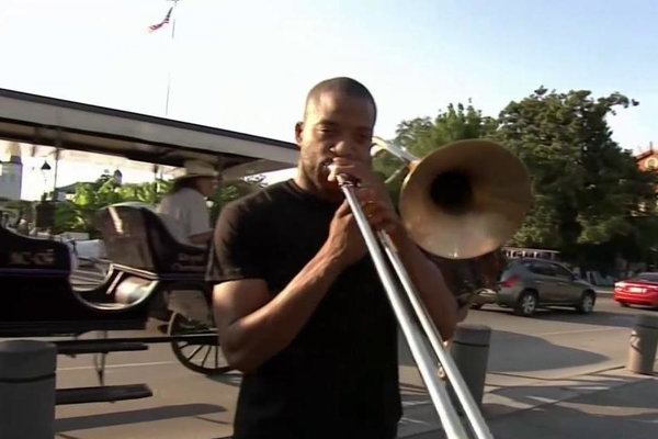 Watch NBC Nightly News with Brian Williams Season  - Trombone Shorty and His Musical Tribute to the Big Easy Online