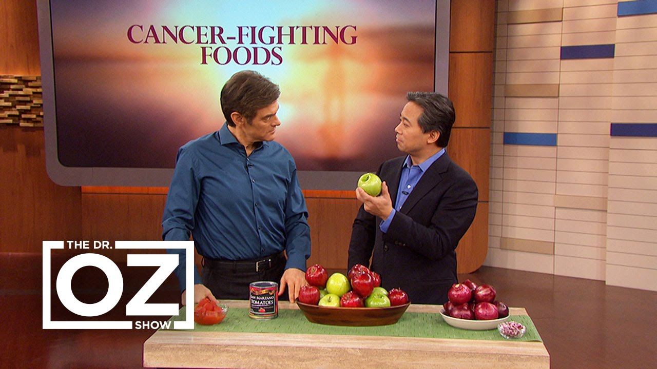 Watch The Dr. Oz Show Season  - 3 Cancer-Fighting Foods Online