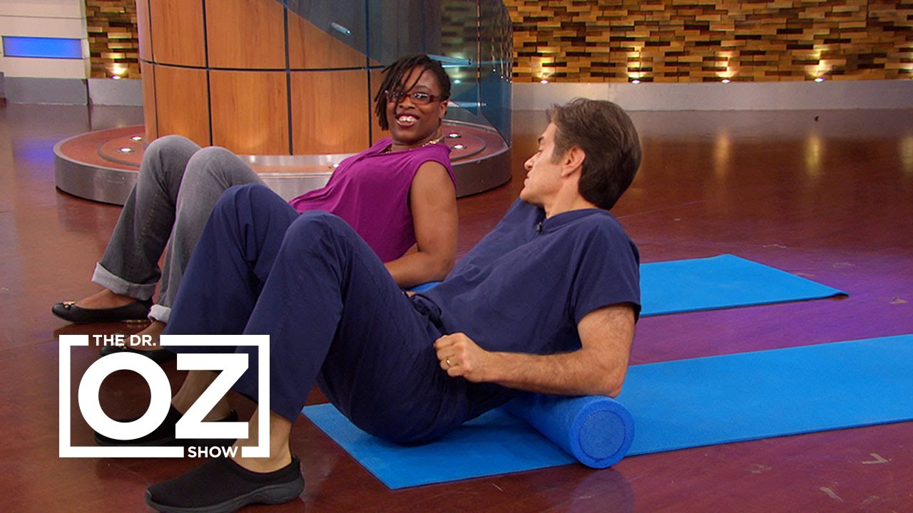 Watch The Dr. Oz Show Season  - Dr. Oz Shares an At-Home Solution for Back Pain Online