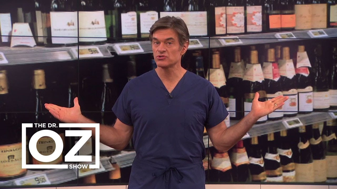 Watch The Dr. Oz Show Season  - Dr. Oz Reveals How White Wine Can Relieve Allergies Online