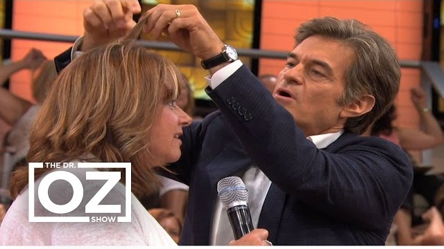Watch The Dr. Oz Show Season  - Dr. Oz Demonstrates How to Find Out How Healthy Your Hair Is Online