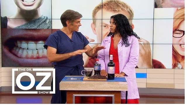 Watch The Dr. Oz Show Season  - How to Use a Wine Cork to Relax Jaw Muscles Online