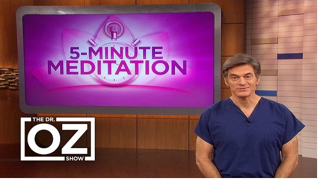 Watch The Dr. Oz Show Season  - Dr. Oz Shares The Benefits of Meditation Online