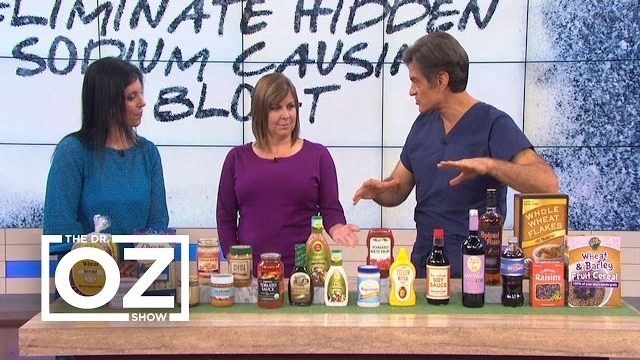 Watch The Dr. Oz Show Season  - Dr. Oz Shares Foods That Banish Bloat Online