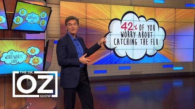 Watch The Dr. Oz Show Season  - Dr. Oz Explains Worrisome Flu Symptoms Online