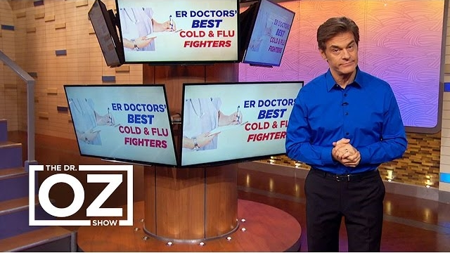 Watch The Dr. Oz Show Season  - Dr. Oz Shares How Peppers Help Relieve Sinus Congestion Online