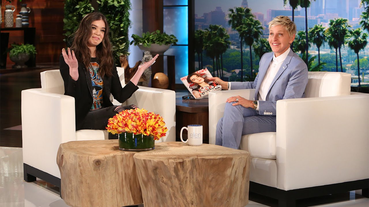 Watch The Ellen DeGeneres Show  Season  - Hailee Steinfeld on Her BFF, Taylor Swift! Online
