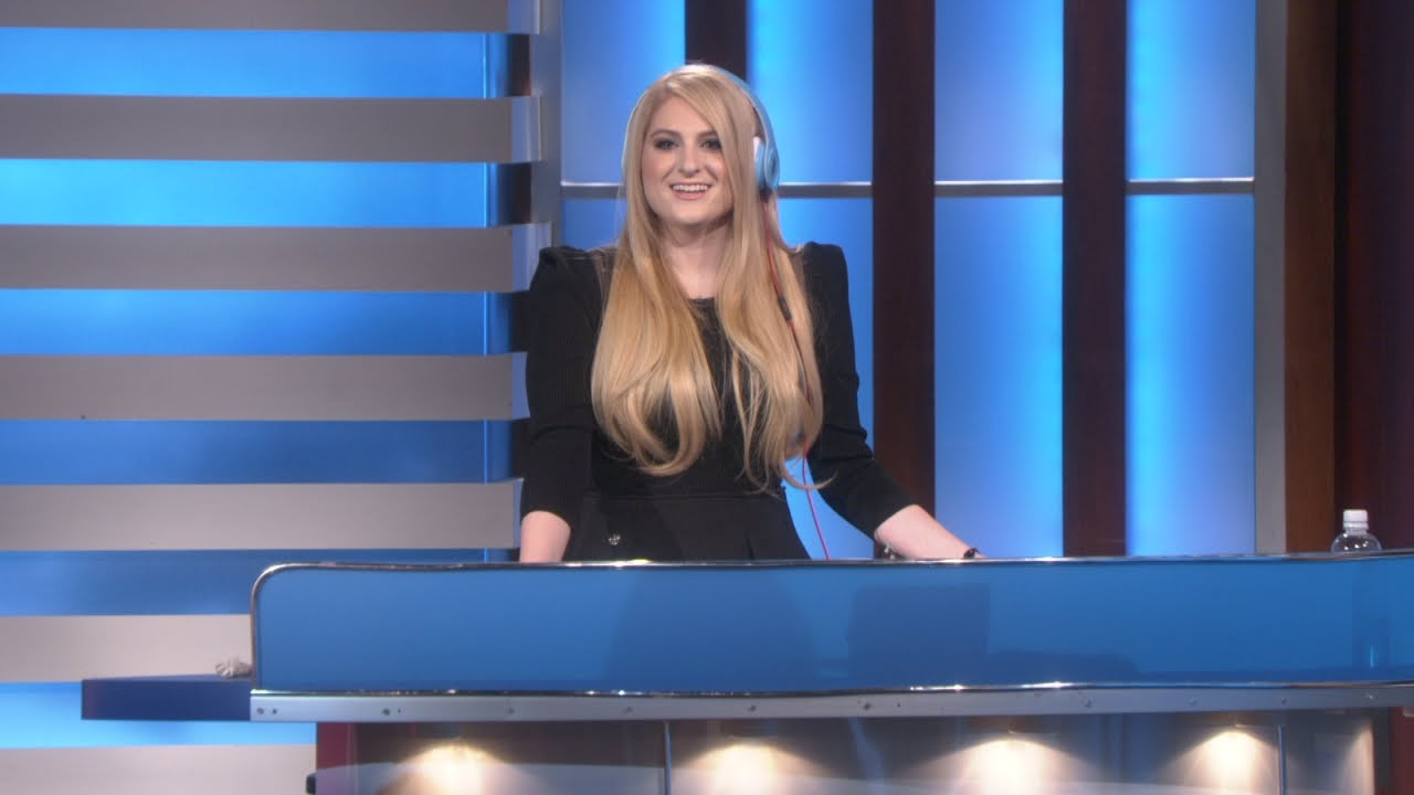 Watch The Ellen DeGeneres Show  Season  - Meghan Trainor Is Ellen's Guest DJ! Online