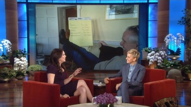Watch The Ellen DeGeneres Show  Season  - Lauren Graham's 1-Cent Check from Ellen Online