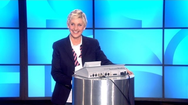 Watch The Ellen DeGeneres Show  Season  - Memorable Monologue: Talking Ain't Easy Online