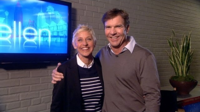 Watch The Ellen DeGeneres Show  Season  - Memorable Monologue: Dennis Quaid in Ellen's Ear Online