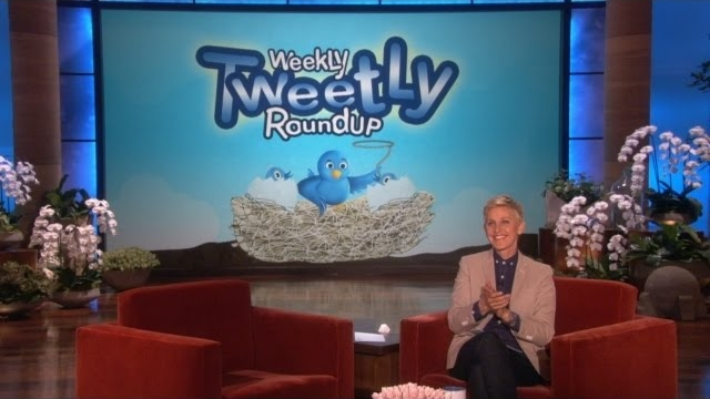 Watch The Ellen DeGeneres Show  Season  - Weekly Tweetly Roundup: Costly Apples Online