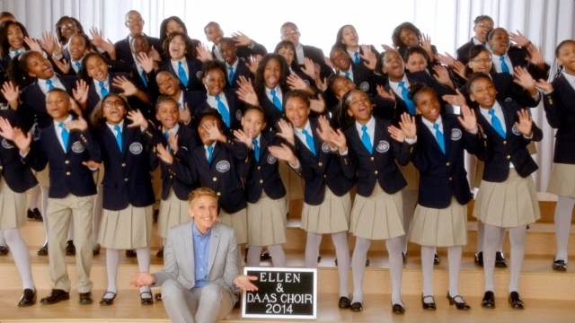 Watch The Ellen DeGeneres Show  Season  - Ellens New Promo with the Detroit Academy of Arts and Sciences! Online