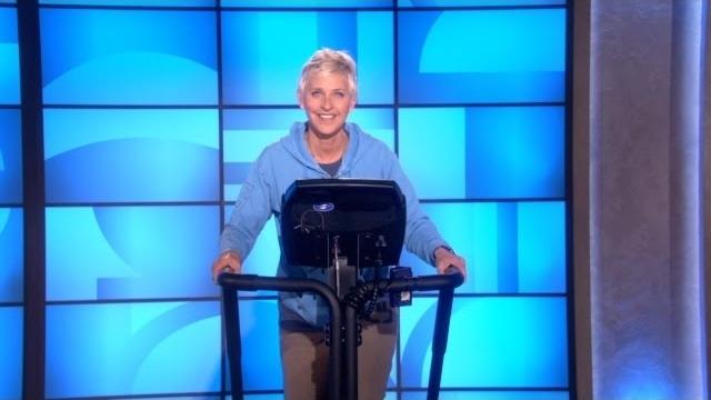 Watch The Ellen DeGeneres Show  Season  - Memorable Monologue: Ellen Climbs to New Heights Online