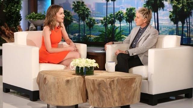 Watch The Ellen DeGeneres Show  Season  - Bridgit Mendler Catches Up with Ellen Online