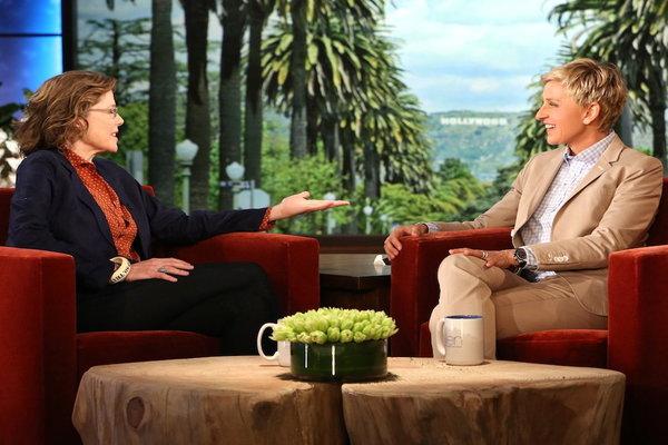 Watch The Ellen DeGeneres Show  Season  - Annette Bening On Her Marriage Online
