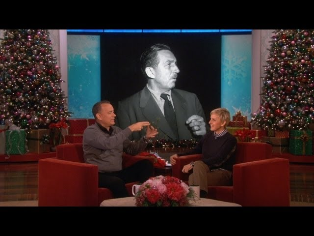 Watch The Ellen DeGeneres Show  Season  - Exclusive! Tom Hanks Reveals a Disney Secret Online