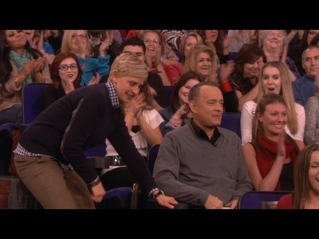 Watch The Ellen DeGeneres Show  Season  - Tom Hanks Gets a Special Honor Online