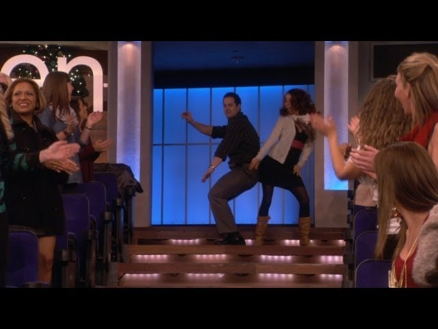 Watch The Ellen DeGeneres Show  Season  - Exclusive! Audience Dancing Duo Online